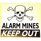 view Alarm Mine Warning Signs details