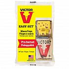 view Victor Easy Set Mouse Trap 4 Pack details